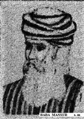 Baba Mansur Portresi