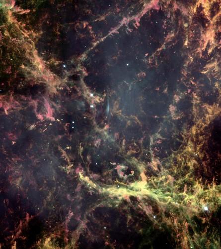 heritage nebula astronomy supernova taurus hubble hst remnant snr