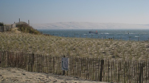 Europe's largest sand dune