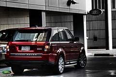 Range Rover Sport (Talal Al-Mtn) Tags: red sport flickr rover kuwait 20 range rangerover rangeroversport v8 talal supercharged q8 ksa rrs  inkuwait almtn talalalmtn  redrange  rangeroverinkuwait