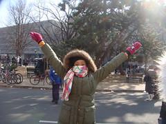 President Obama's #1 Supporter (lalaj1963) Tags: girls happy nj moms