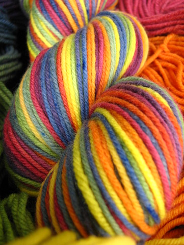 Mature Rainbow - Siberian SW Worsted