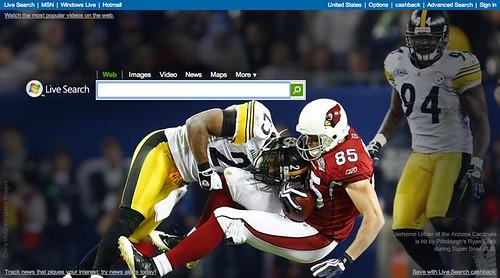 Live Search Super Bowl