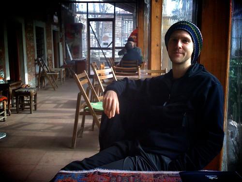 Jacob The German who was denied his Iranian Visa