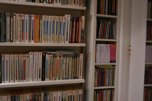 Une belle bibliothèque
