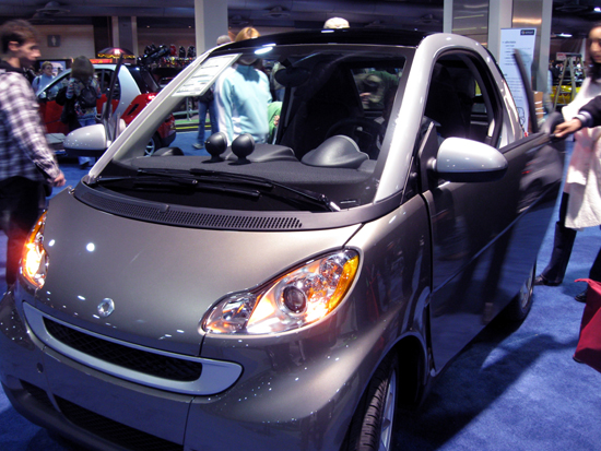 smart car (Click to enlarge)