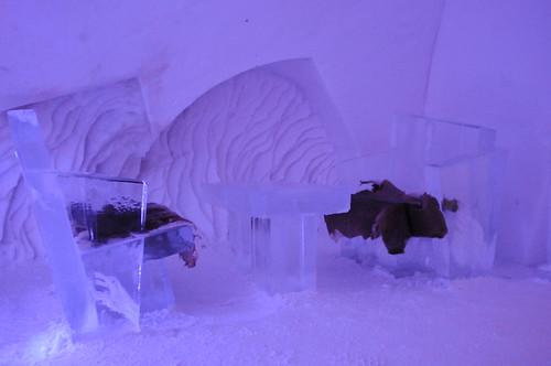 Ice Hotel (l'Hotel de Glace)