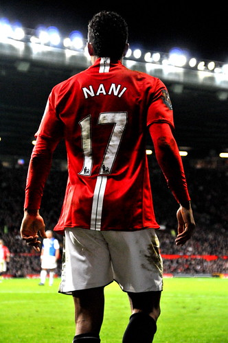 Nani ~ Manchester United
