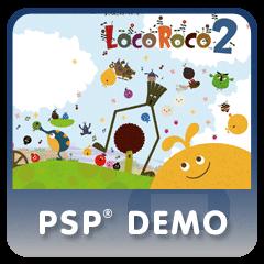 LocoRoco PSP Demo