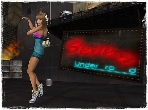 Dancin' @ Seven! Underground!