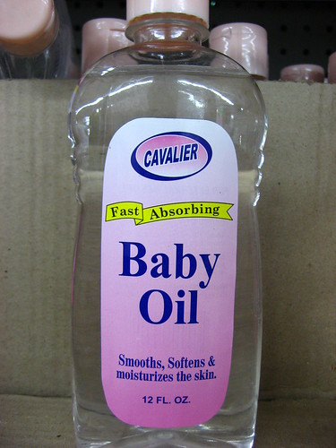 Cavalier Baby Oil