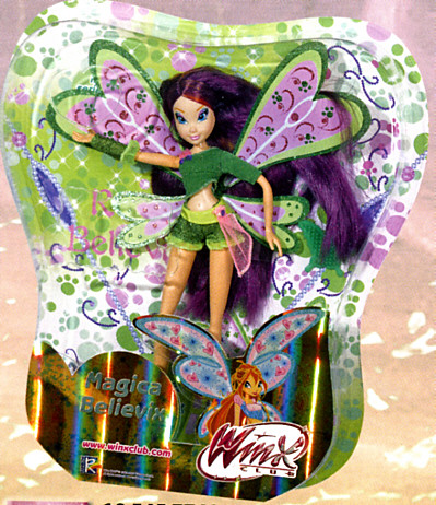 Winx Season 4 Dolls Believix-Roxy