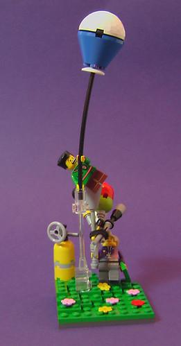 Lego the Balloon