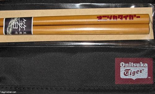 Chopsticks Closeup