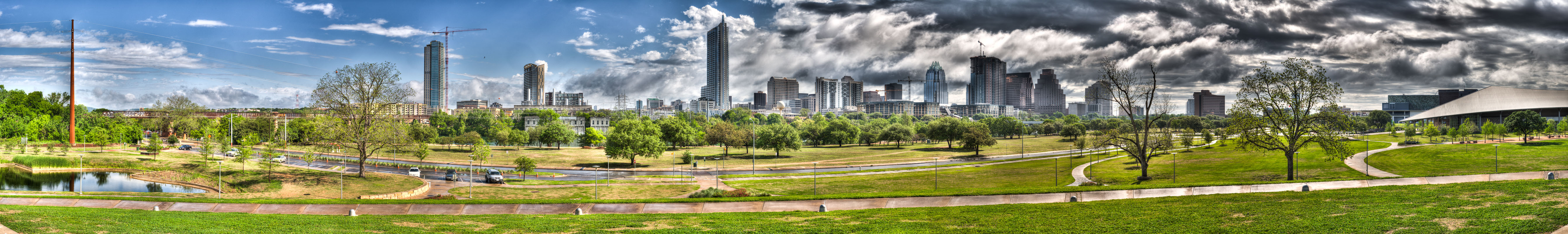 Downtown Austin Panorama Photo by TXAlex at SkyscraperPage Forums