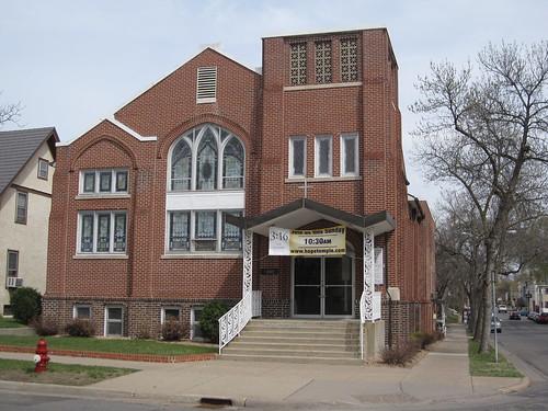 Hope Temple Foursquare Church