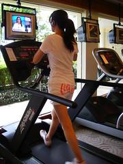 香格里拉健身房
