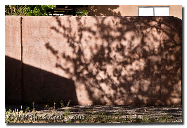 A Tangle of Shadow
