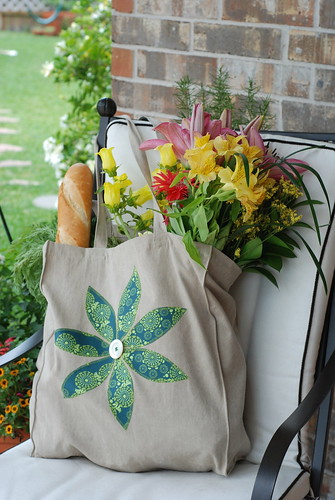 Freebie Friday...Organic Cotton Tote Bag Giveaway by you.