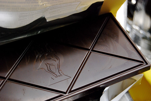 Scharffen Berger Semisweet Chocolate