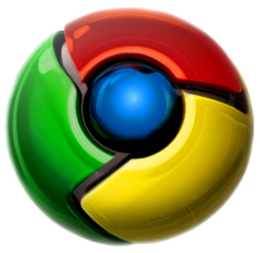 google chrome logo. Google Chrome Logo