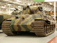 King Tiger 104 (Megashorts) Tags: uk army war tank military wwii olympus german armor dorset ww2 vehicle inside e3 fighting armour armored zuiko 2009 axis 104 tankmuseum panzer kingtiger armoured zd 1454mm bovingtontankmuseum tigerii royaltiger konigstiger sdkfz182 henschelturret bovingtonmuseum