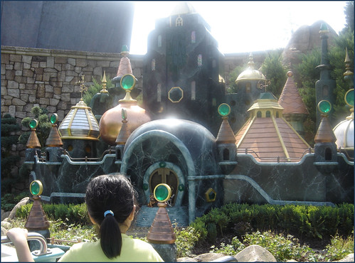 Disneyland Paris' Storybook Land