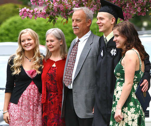 Hillsdale College Graduation 2009