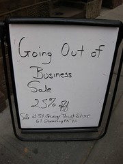Gramercy Park Thrift Shop Going Out of Business