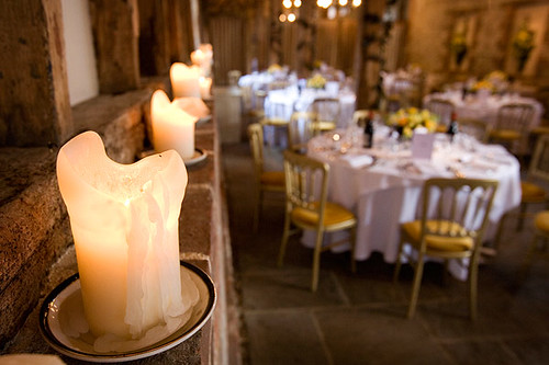The Manor Barn wedding venue, Buriton Village - 25 by Wedding Photography by Jon Day.