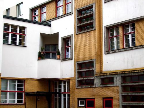 Haus der Buchdrucker, Max Taut