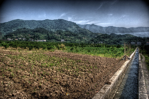 Hunan Countryside.