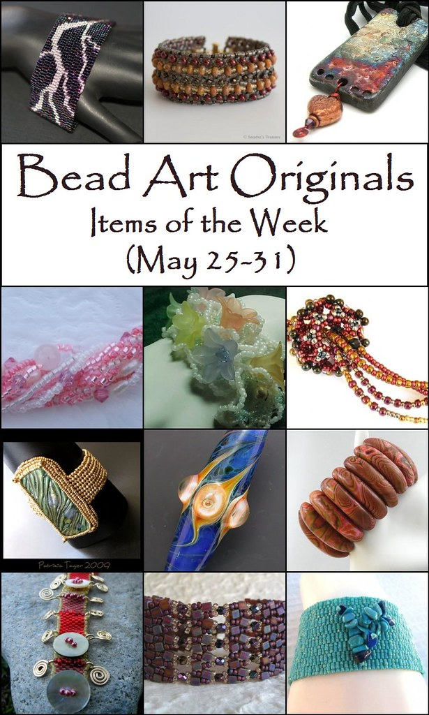 Bead Art Originals Items of the Week (5/25-5/31)