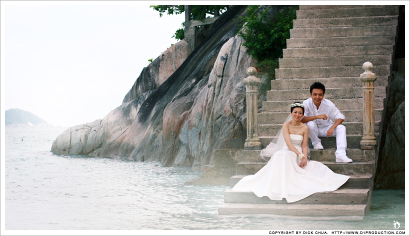 Xiong & Jenny's Pre Wedding