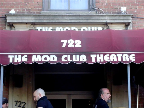 The Mod Club in Toronto