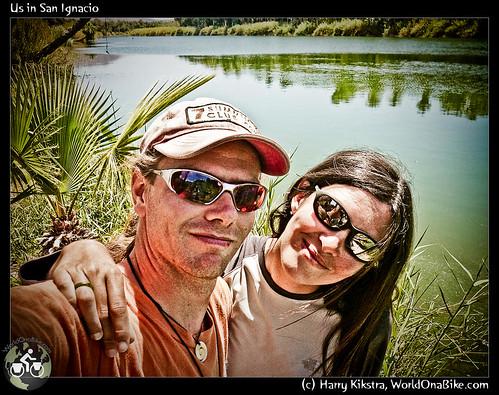 Us in San Ignacio por exposedplanet.
