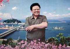 Comrade Kim Jong Il (Eric Lafforgue) Tags: pictures photo war asia picture korea kimjongil asie coree northkorea dprk coreadelnorte kimilsung nordkorea    coredunord coreadelnord  northcorea coreedunord  insidenorthkorea  rpdc  coriadonorte  kimjongun coreiadonorte