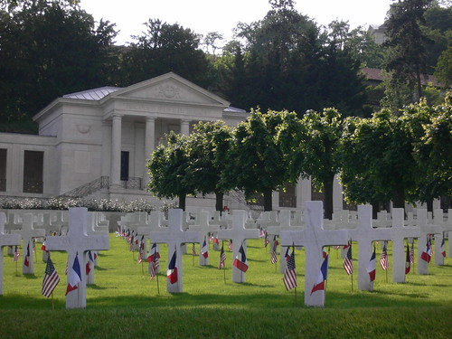 Memorial Day in Suresnes I