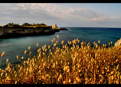 (DeaVanesium) Tags: sea italy landscape italia mare searchthebest puglia lecce waterscape enjoylife platinumphoto diamondclassphotographer citrit