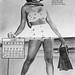 Barbara Roberts of Los Angeles, Calendar Girl - Jet Magazine, January 3, 1957