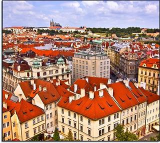 Time To Czech into Praha