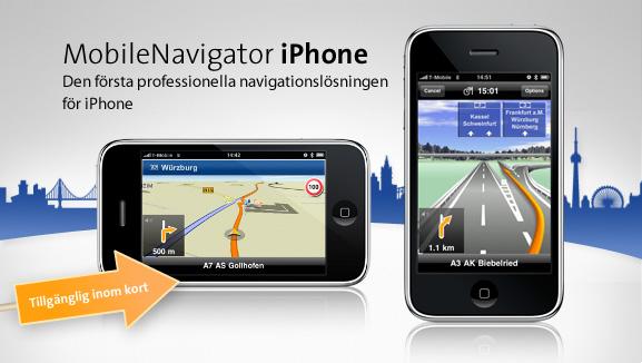 Navigon iphone gps