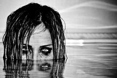 Blue eyes - The ring (Funky64 (www.lucarossato.com)) Tags: blackandwhite bw white black reflections hair movie eyes cristina bn ring occhi horror pulp horrormovie acqua reflexions riflessi bianco ritratto nero thering biancoenero capelli vasca paura terrore pertrait ansia angoscia blackwhitephotos platinumphoto notevole fotografinewitaliangeneration artofimages bestportraitsaoi elitegalleryaoi escapeurbanspalegnano topsense