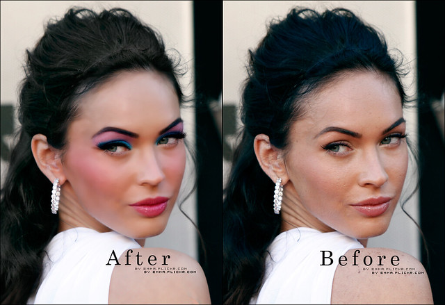 mfox-make-up by ~ Emma