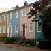 Georgetown row homes