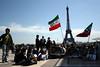 تجمع در اعتراض به اعدام های دولت کودتا - پاریس (sabzphoto) Tags: protest farshad فرشاد فرخ greenmovement سا farahsa