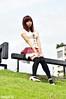 辛咩咩17 (袋熊) Tags: hot cute sexy beauty taiwan taipei 台北 可愛 外拍 性感 公民會館 時裝 數位遊戲王 辛咩咩