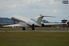 OE-LXR - 9235 - Vista Jet - Bombardier BD-700-1A10 Global Express XRS - Luton - 100818 - Steven Gray - IMG_2106