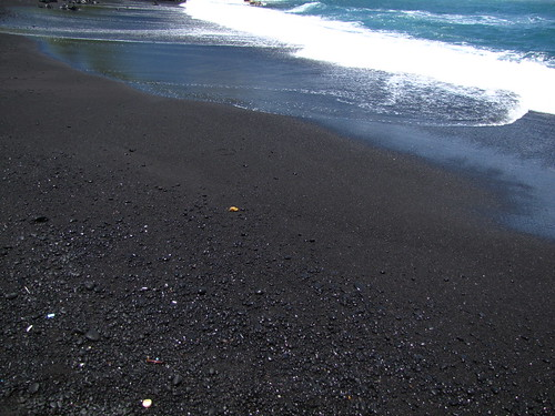 Black Sand Beach, Maui (1)