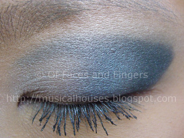 beautyuk baked eyeshadow wave eotd 2